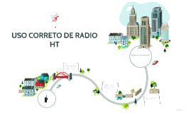 RADIO HT