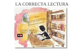 Copy of La Lectura Comprensiva