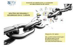 Copy of MAESTRÍA EN GESTÍON DE LA CALIDAD EN ESTABLECIMIENTOS DE SAL