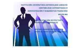 Copy of ADMINISTRACIÓN DE EFECTIVO E INVERSIONES TEMPORALES