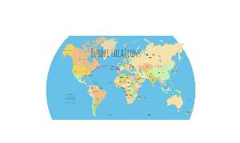 Europe - Locations