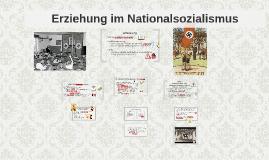 Copy of Erziehung im Nationalsozialismus