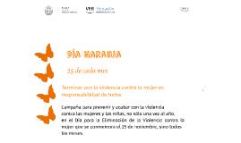 Copy of Día de la no violencia contra la mujer
