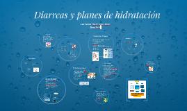 Deshidratación y planes de rehidratación