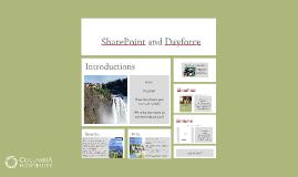 English- SharePoint and Dayforce