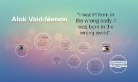 Alok Vaid-Menon
