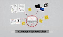 Classical Argumentation