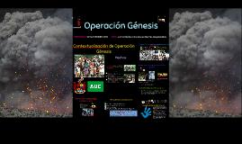 Operación Genesis