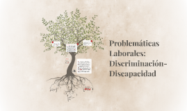 Problemáticas Laborales: Discriminación-Discapacidad