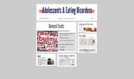 Adolescents & Eating Disorders