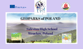 Copy of ERASMUS + LAND OF EXTINCT VOLCANOES POLAND