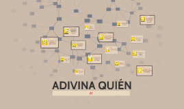 ADIVINA QUIÉN A1
