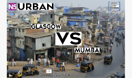 N5 Human Geography: Urban Topic Revision