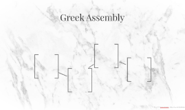 Greek Assembly