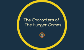 The Characters of The Hunger Games