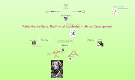 White Man in Africa: The Role of Expatriates in African Development