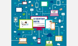 La escritura digital