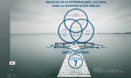 Modelos de la antropología cultural