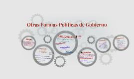 Otras Formas Políticas y Gobierno