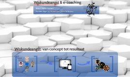 Copy of Wiskundeangst & e-coaching