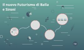 Il Futurismo di Balla e Sironi