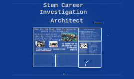 Stem Career Investigation