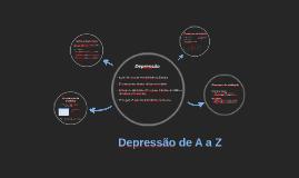 Depressão de A a Z