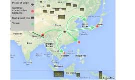 Spread Of Confucianism Map