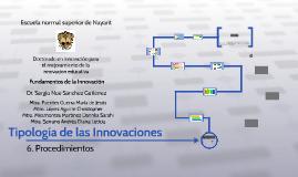 Fundamentos de la Innovación