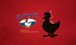 Zaxby's Business Plan