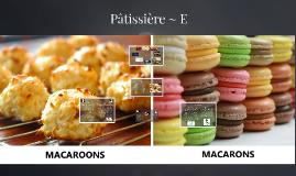 Pâtissière