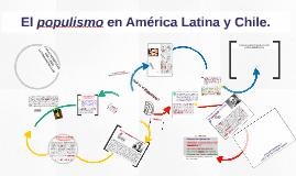 El populismo en Chile y América Latina
