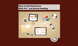 ESOL PLC 3rd annual meeting