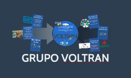 Modelo CANVAS de Grupo Voltran