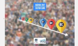 AGENDA 2017 - SECTOR SCRD