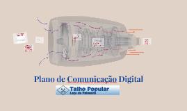 Plano de Comunicação Digital
