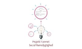 Projekt Forenet