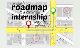 A Simple Roadmap to a Successful Internship Program Experience