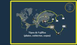 Copy of Tipos de Vajillas