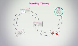 Causality Theory