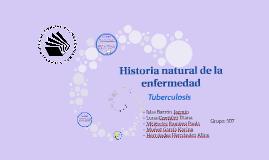 Copia de Historia natural de la tuberculosis