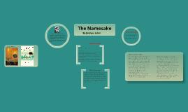 Copy of The Namesake