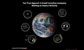 Ten Tree Prezi