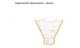 OPERACIONES - VENTAS