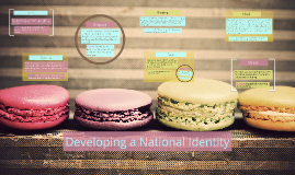02.06 Developing a National Identity