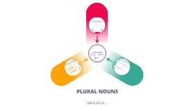 Copy of Plural nouns Prezi