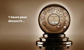 1 heure pour découvrir... l'impression 3d - Jp Falavel - Pôle Numérique - nov 2013