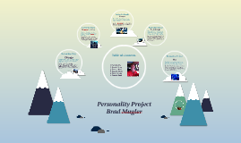 Copy of Personality Project