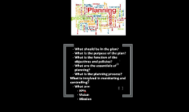 Copy of strategic planning