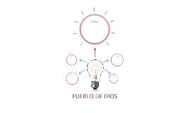 PUEBLO DE DIOS